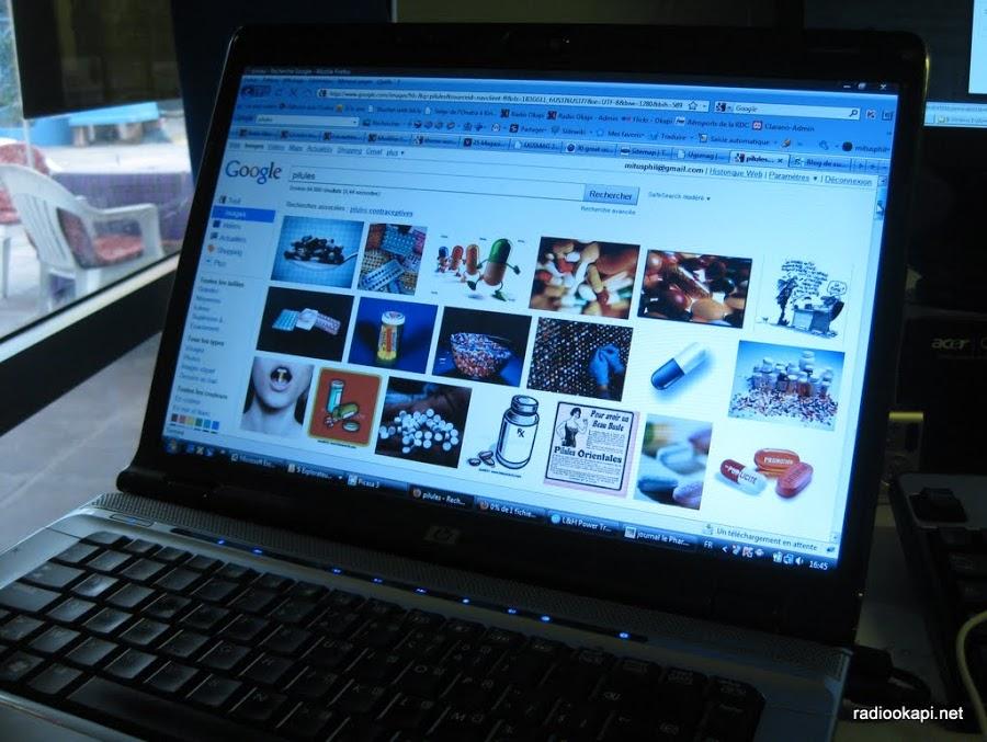 Rdc Grosse Panne D Internet Dans Plusieurs Villes